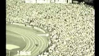 Gustl Starek im DFB-Pokalfinale 1968/69 | 2:1-Sieg gegen Schalke 04