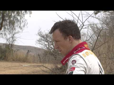 Vídeo resumen tramos 3-10 WRC Rallye México 2015, Ogier líder Latvala al acecho