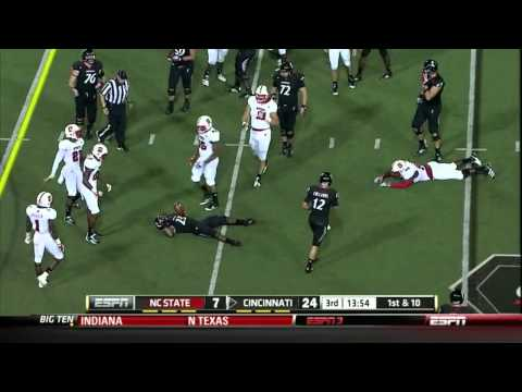 Isaiah Pead vs North Carolina St. 2011 video.