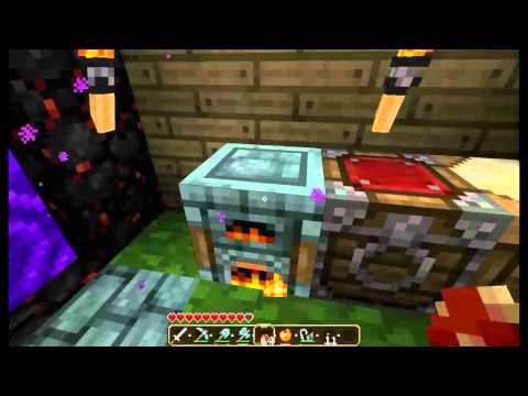 Minecraft - Twilight Forest Survival Series Ep1