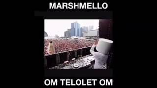 New Song Marsmellow - Om Telolet Om Keren Abis Video