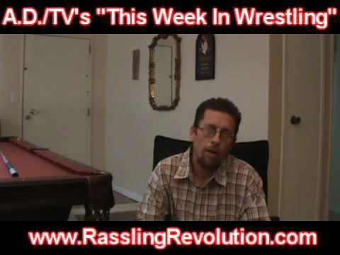 """This Week In Wrestling"" Episode 4 Part 3 of 3 A.D./TV (With Bobby Black From The U2C)"