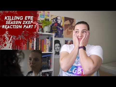 "Killing Eve Season 2 Episode 7 ""Wide Awake"" REACTION Part 1"