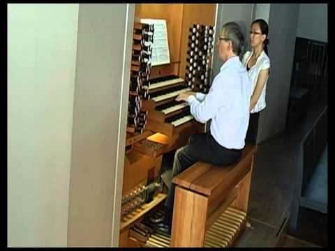 C.-M. Widor: Symphonie op. 42/7, a-Moll, 6. Satz: Finale