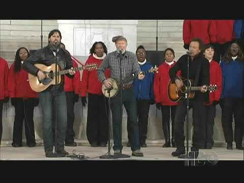 Pete Seeger: This Land is Your Land (Presidential Inaug ...