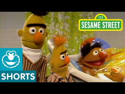 ernie - For more videos and games check out our new website at http://www.sesamestreet.org In this video, Bert gets his nephew ready for a bath. Sesame Street is a p...