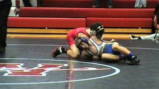 Logan Windsor Odessa vs Caleb Hoover Bolivar 106 lbs