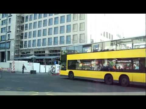 Exclusive: Buses in Berlin, Germany...