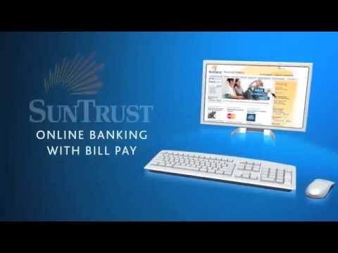 Suntrust bank Online Bill Pay Animation