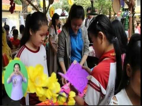 Ngày Hội Xuân Trường Nguyễn Văn Hưởng