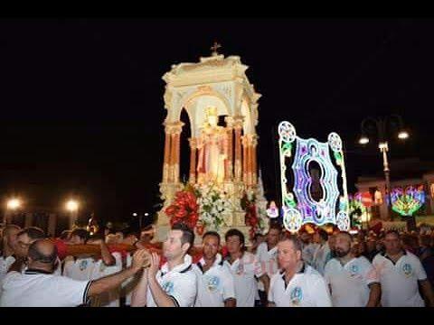 Patti. Commento positivo di Padre Enzo sulla festa di Santa Febronia.