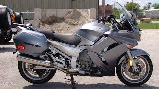4. 2007 Yamaha FJR1300 AE