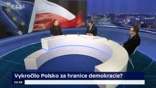 Vykročilo Polsko za hranice demokracie?