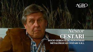 Néstor Cestari - Socio Gerente de Industrias Metalúrgicas Cestari S.R.L.