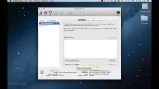 קורס הכרת מערכת ההפעלה מקינטוש (MAC)  - חנות האפליקציות, ותחזוקת הדיסק