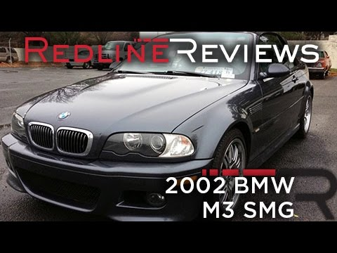 2002 BMW M3 SMG Review, Walkaround, Exhaust, Test Drive