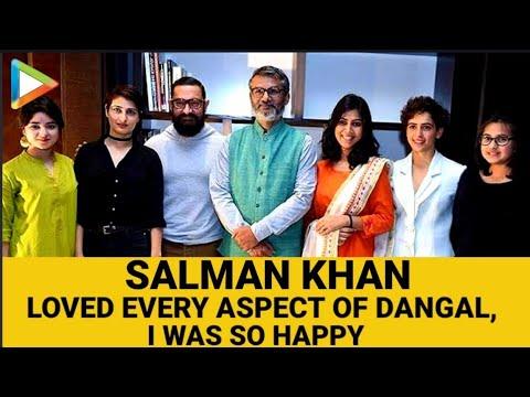 Aamir Khan   Nitesh   Salman   Sakshi   Fatima   Sanya   Zaira   Suhani   Dangal   Full Interview