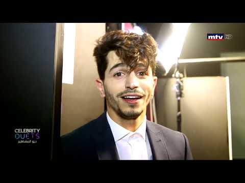 Celebrity Duets - Episode 7 - Backstage