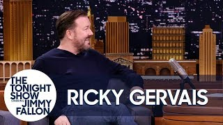 Video Ricky Gervais Enjoys Freaking Out Twitter Trolls MP3, 3GP, MP4, WEBM, AVI, FLV Maret 2018