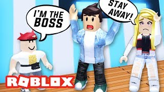 An Evil Baby Tries to Trap My Girlfriend... Adopt Me Roblox Story Roleplay