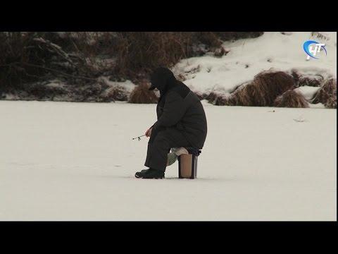 МЧС предупреждает об опасности подледного лова