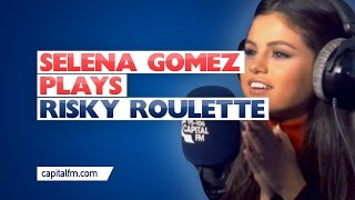 Video Selena Gomez Goes BRIGHT Red During Our Risky Roulette Challenge! MP3, 3GP, MP4, WEBM, AVI, FLV Maret 2018