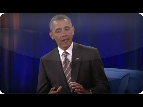 Jimmy Fallon – President Barack Obama, Part 5:  (Late Night with Jimmy Fallon)