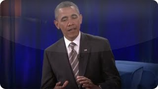 Jimmy Fallon - President Barack Obama, Part 5:  (Late Night with Jimmy Fallon)