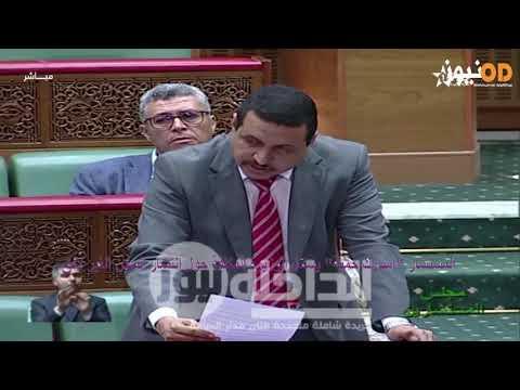 امبارك حمية.. شخصية العام والمتكلم الحاضر باسم الساكنة