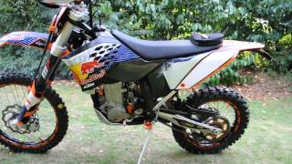 7. KTM 530 EXC 10 MY Champion Edition