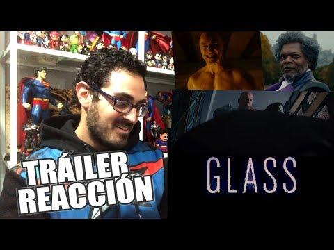¡Esto va a ser ESPECTACULAR!   GLASS TRÁILER #2 REACCIÓN