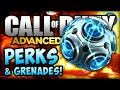 """PERKS & NEW NADES!"" - Call of Duty: Advanced Warfare MULTIPLAYER gameplay! - (COD 2014)"