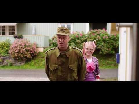 Filmklipp fra DE TØFFESTE GUTTA med Cecile Mosli og Hallvard Holmen