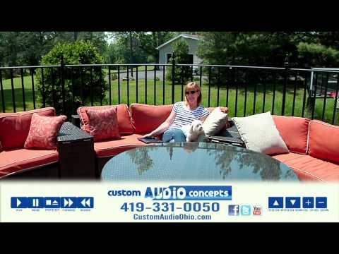 Custom Audio Concepts Outdoor (видео)