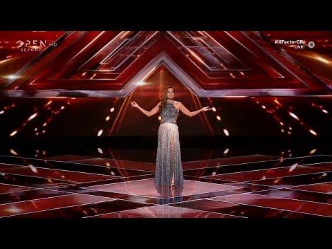 "Video - X-Factor: Τα ""φώτα"" στη Μελίνα Ασλανίδου"