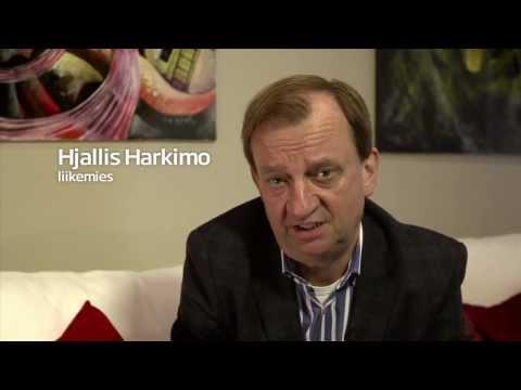 Miksi tukea nuorten harrastuksia, Hjallis Harkimo? Nuorten hyväksi --kampanja tekijä: Elisa