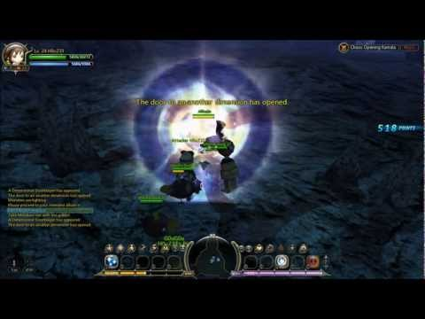[Dragon Nest] 24 Level Engineer Solo Chaos Opening Kamala (Abyss) by H0uZ33