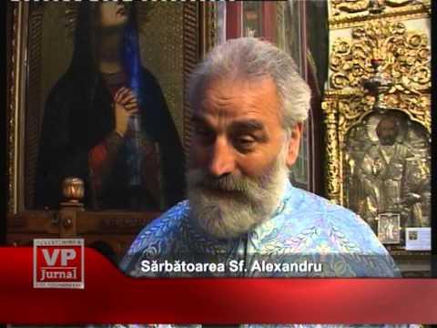 Sărbătoarea Sf. Alexandru