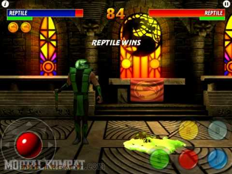 ultimate mortal kombat 3 ios fatalities