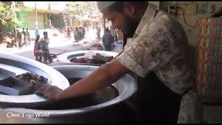Bangladesh Food Bhola Bhai Biryani from a Street Side Store in Dhaka full download video download mp3 download music download