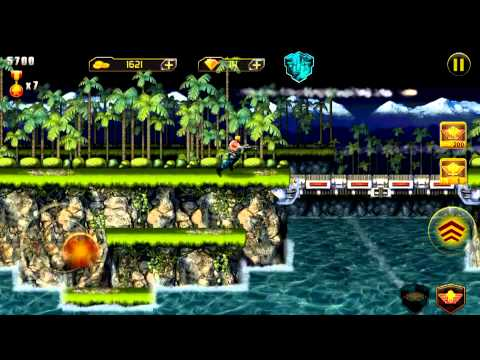 Contra: Evolution Trailer