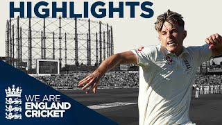 Curran & Archer Gain the Upper Hand | The Ashes Day 2 Highlights | Fifth Specsavers Ashes Test 2019