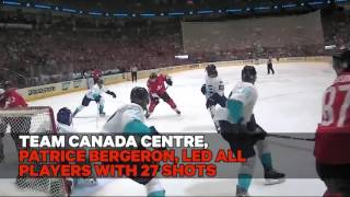 GamePlus Plays of the Week: Team Canada's depth on full display by Sportsnet Canada