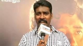 Madhan Kumar talks about Thenkoodu