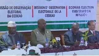 AU, ECOWAS laud Liberia elections