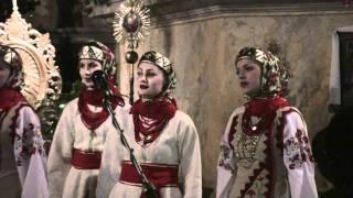 "Рожде́ственская коля́дка «Ще́дрик» | Christmas Carol ""Shchedryk"""