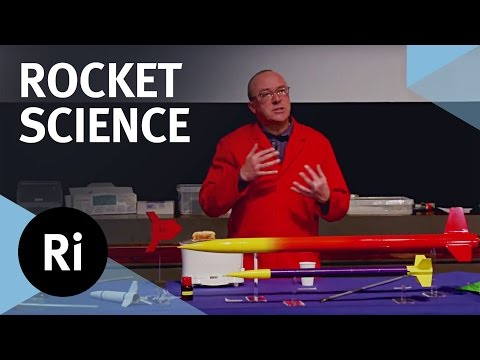 rocket - Starting with the one simple principle that has powered every rocket that's ever flown, Professor Chris Bishop launches through an explosive journey to the m...