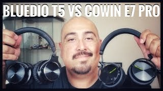 Video Bluedio T5 vs Cowin E7 Pro | Which One is Best For You? (2018) MP3, 3GP, MP4, WEBM, AVI, FLV Juli 2018