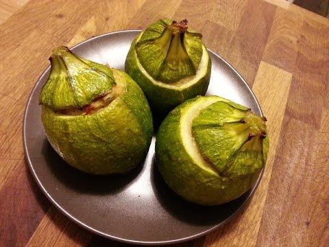 cucina vegan: zucchine ripiene