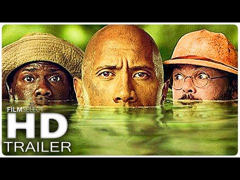 JUMANJI 2 Official trailer of upcoming Hollywood movie
